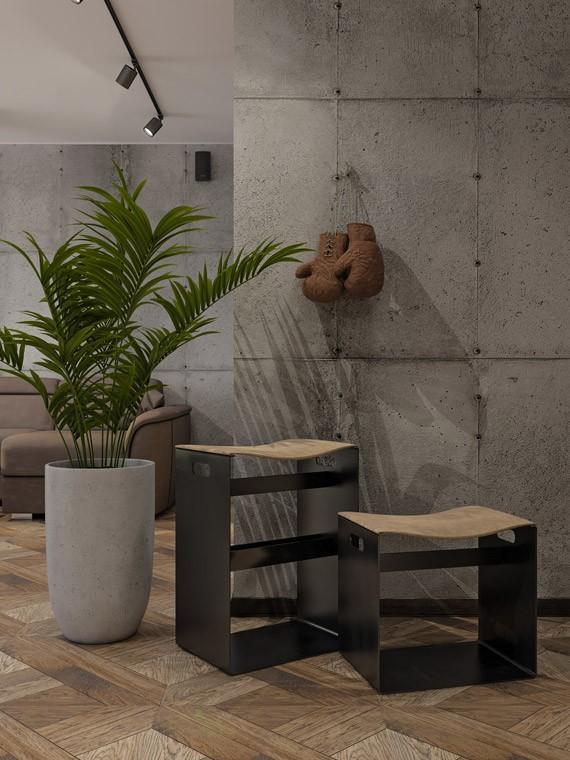 Деревянный лофт в Зиларт
